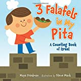 img - for 3 Falafels in My Pita: A Counting Book of Israel book / textbook / text book