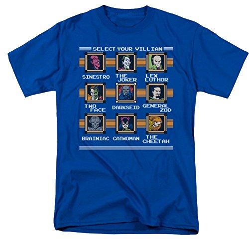 DC Justice League Select T-Shirt