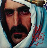 Sheik Yerbouti - Frank Zappa - 1979 Holland Pressing [Double LP Record Album]