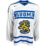 Finnland Eishockey Trikot Nike Authentic Jersey 523207-100