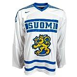 Finnland Eishockey Trikot Nike Authentic Jersey 523207-100