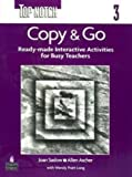 img - for Top Notch 3: Copy & Go - Ready-Made Interactive Activities for Busy Teachers book / textbook / text book