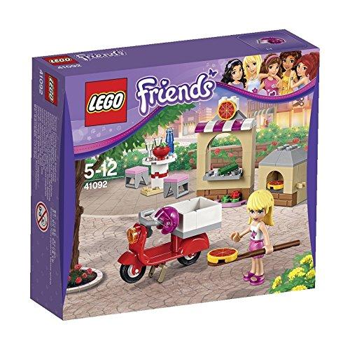 レゴ フレンズ ピザショップ 41092