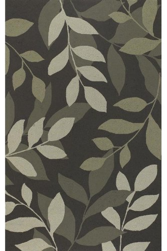 Koala Area Outdoor Area Rug, 2'x3', MOSS