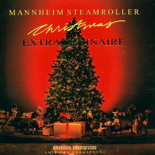 Christmas Extraordinaire by Mannheim Steamroller, George Frideric Handel, Irving Berlin, James R. Murray and Pyotr Il'yich Tchaikovsky