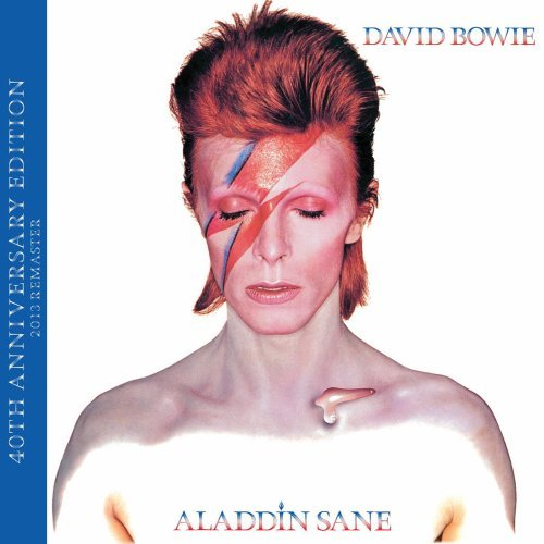 David Bowie – Aladdin Sane (40th Anniversary Edition) (2013) [FLAC]