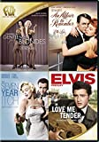 Gentlemen Prefer Blondes + The Seven Year Itch + Love Me Tender + An Affair To Remember (Bilingual)