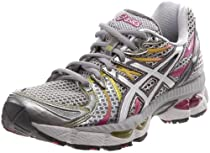 Big Sale ASICS Women's GEL-Nimbus 13 Running Shoe,Lightning/White/Magenta,7 (2A) US