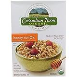 Cascadian Farm Organic Cereal Honey Nut OS 9.5 Ounce (Pack Of 12)