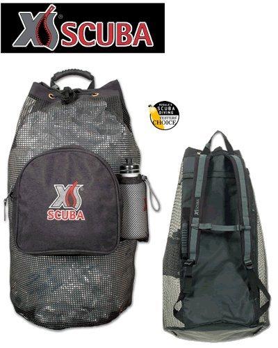 695ccba84534 XS Scuba Deluxe Mesh Backpack XS Scuba