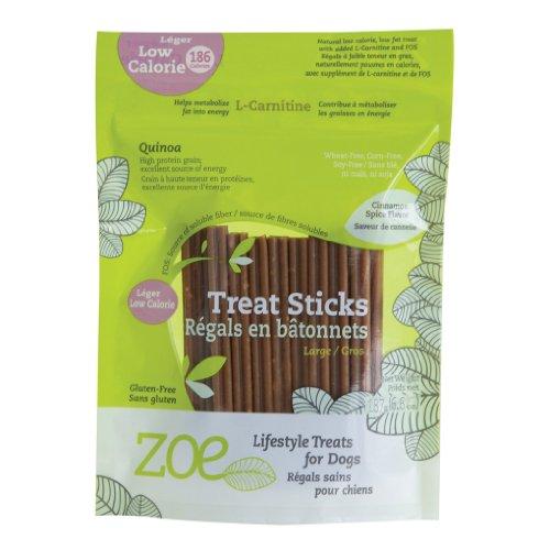 Zoe Low Calorie 6.6-Ounce Chew Sticks, Large