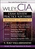 img - for Wiley CIA Exam Review CD book / textbook / text book