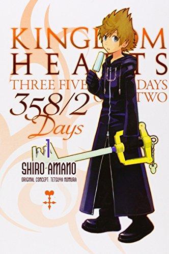 Kingdom Hearts 358/2 Days, Vol. 1 - manga (Kingdom Hearts 2 Manga compare prices)