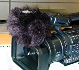 Microphone Windshield, Windscreen for Sony HVR-Z1 / Z1E HD-Camcorder