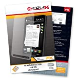 AtFoliX Screen Protector for HTC HD2 (T8585) Non-Reflective High quality: Made in Germany.