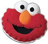 Elmo Face Clipart Wilton Elmo Face Cake Pan
