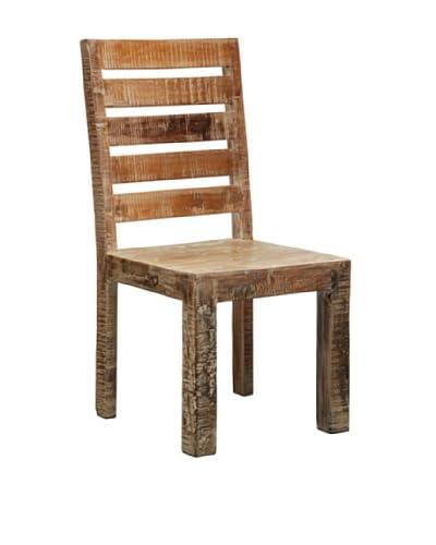 Tottenham Court Harold Chair, Lime Wash