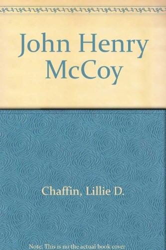 John Henry McCoy PDF