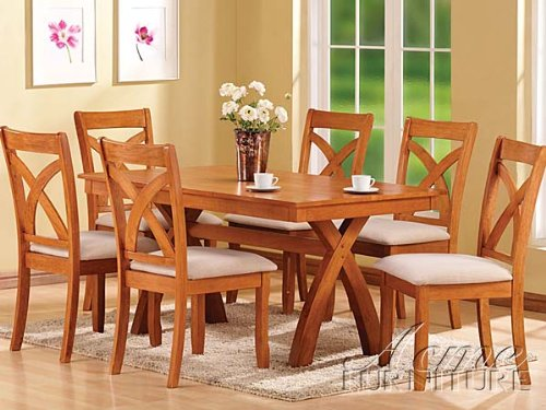 Maple dining room sets discont great price to buy new for Maple dining room table