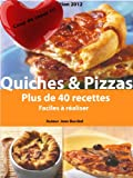 Quiches & Pizzas