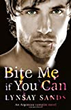 Bite Me If You Can. Lynsay Sands (Argeneau Vampire)
