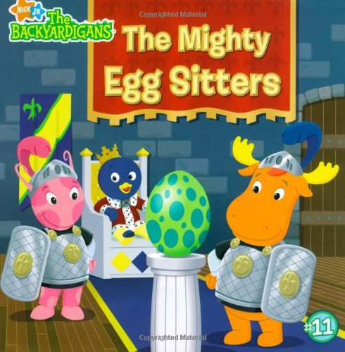 The Mighty Egg Sitters (Backyardigans)