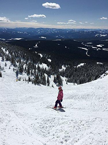 Skiing with Valentine - Big White, Kelowna