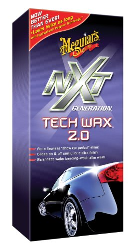 Meguiar's NXT Generation Tech Wax 2.0