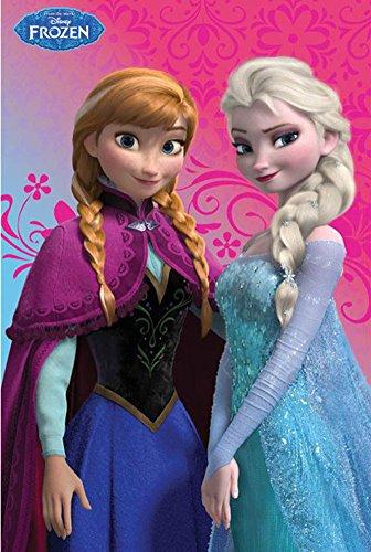 Disney Frozen Il Regno Di Ghiaccio-Asciugamano 30x 50cm (564)