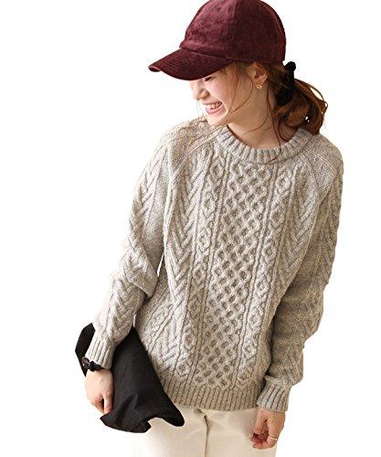 (コーエン) COEN ◎B SHETLAND C/N P/O 76306456050 11 LT.Gray L