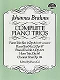 Complete Piano Trios