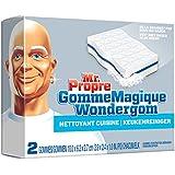 Mr. Propre Gomme Magique Cuisine Nettoyante - Lot de 3