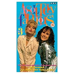 Absolutely Fabulous [VHS] [Import allemand]