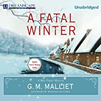 A Fatal Winter: Max Tudor, Book 2 (       UNABRIDGED) by G. M. Malliet Narrated by Michael Page