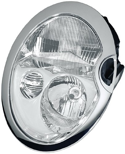 HELLA 010071041 Mini Cooper Passenger Side Headlight Assembly (Mini Cooper Headlight Assembly compare prices)