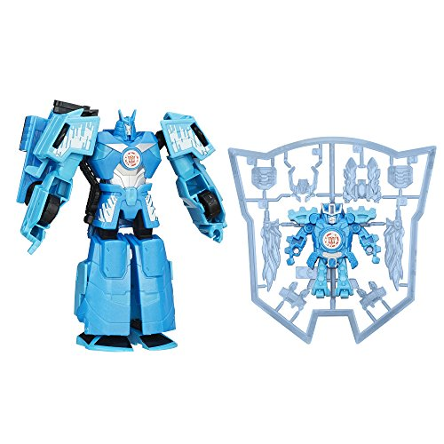 Transformers : Robots in Disguise - Mini-Con Deployers - Autobot Drift - Blizzard Strike - Personaggio 10 cm