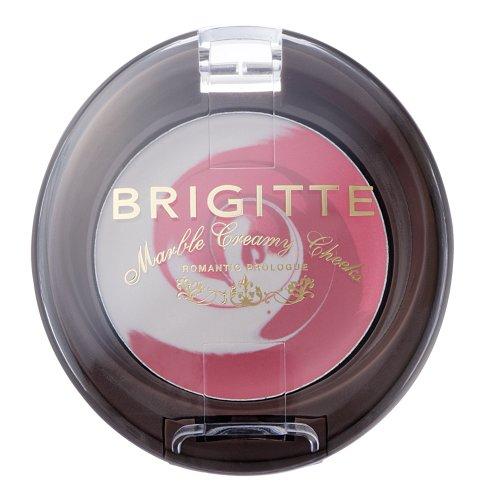 BRIGITTE マーブルクリーミィチークス PK-1