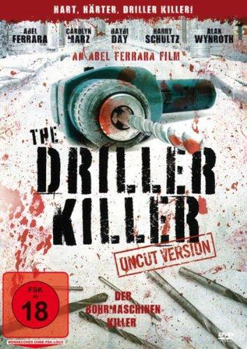 Driller Killer - Der Bohrmaschinenkiller [DVD] [Edizione: Germania]