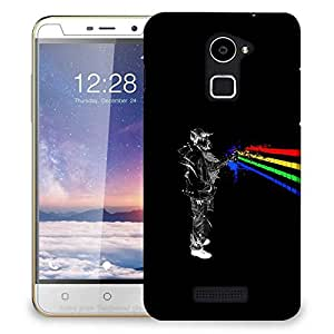 Snoogg Sprayartist Designer Protective Phone Back Case Cover For Coolpad Note 3 Lite