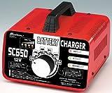Meltec [ メルテック ] バッテリー充電器定格6.5ADC-12V用 [品番] SC-650