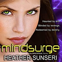 Mindsurge Audiobook by Heather Sunseri Narrated by Amy Landon