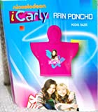 Icarly I carly Nickelodeon Childrens Kids Girls Poncho Raincoat One Size