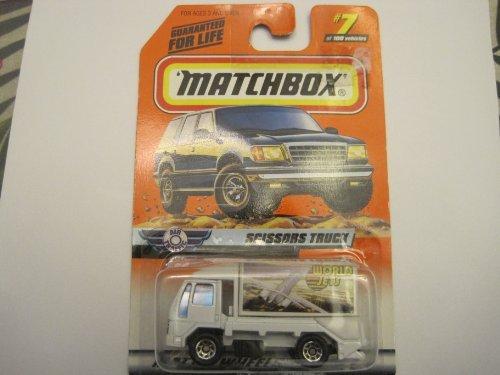 Matchbox Air Traffic Scissors Truck #7 of 100 - 1