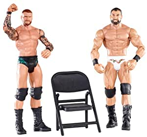 WWE Battle Pack: Randy Orton vs. Mason Ryan Figure 2-Pack Series 14