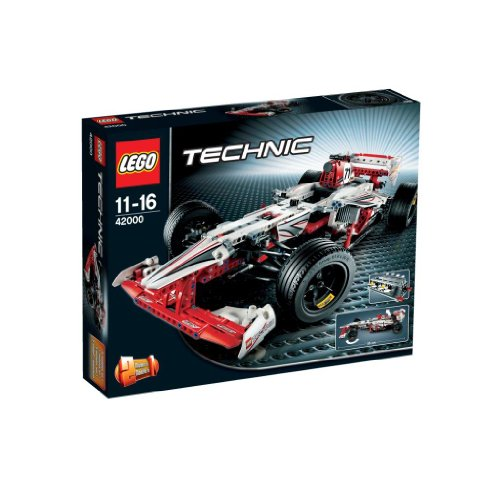 Lego Technic 42000 - Grand Prix Racer