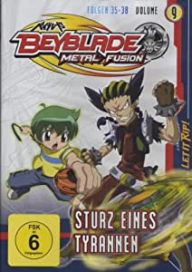 Beyblade Metal Fusion - Volume 9 (Folgen 35-38)