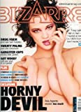 Bizarre Magazine - July 2001: Asia Argento Full-Frontal Naked and Pregnant Photos! (Issue 47)