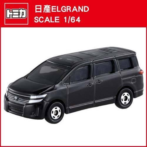 TOMICA NO.88 SCALE 1/65 NISSAN ELGRAND TM088-1