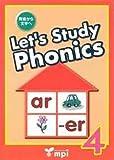 発音から文字へ Let's Study Phonics Book 4 テキスト