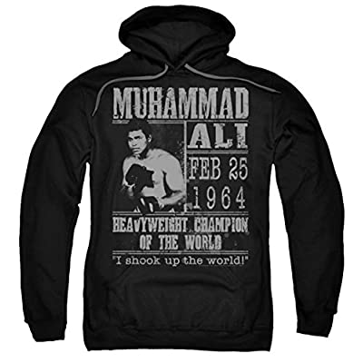 Muhammad Ali: Poster Pull Over Hoodie